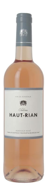 Ch Haut Rian Rosé